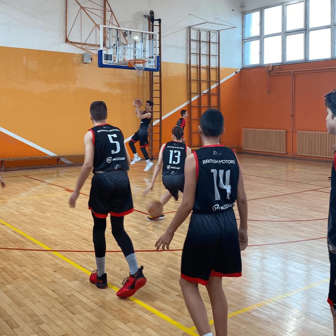 Akademija Rebrača Regionalna Liga U15 osvojeno prvo mesto